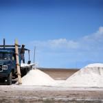 Salar de Uyuni - The Salt Harvest - By Robert Brodey
