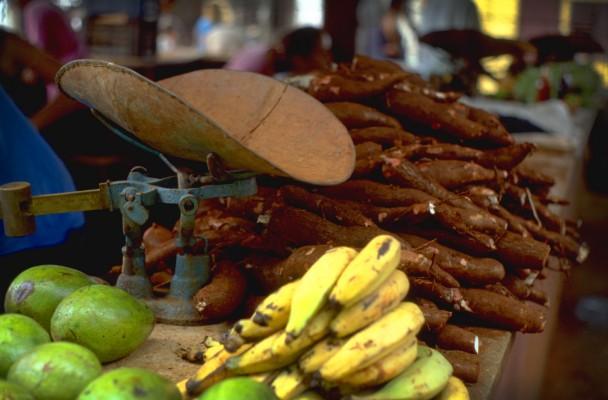 Cuban Market - Robert Brodey