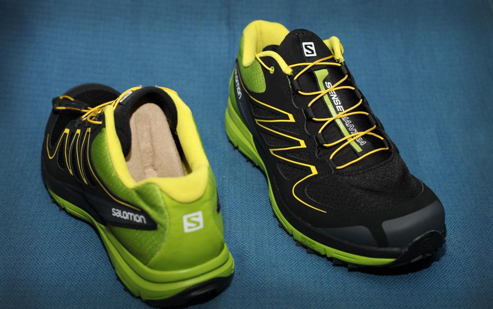 salomon minimalist shoes