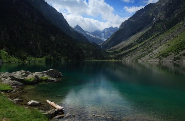 Lac du Gaube - Robert Brodey