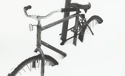Winter Bike - Robert Brodey