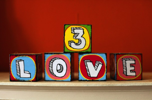 3 Love by Robert Brodey