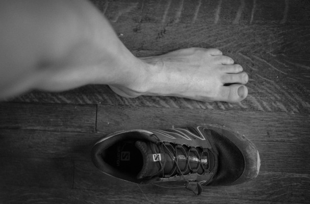 Robert Brodey - Fitness and Feet - Salomon