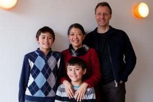 Patrik, Deanna, Toyo, and Aki